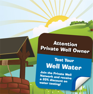 Private Well Network - Langley Environmental Partners Society